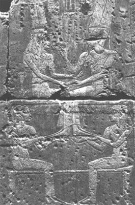 Concepcion de Hatshepsut