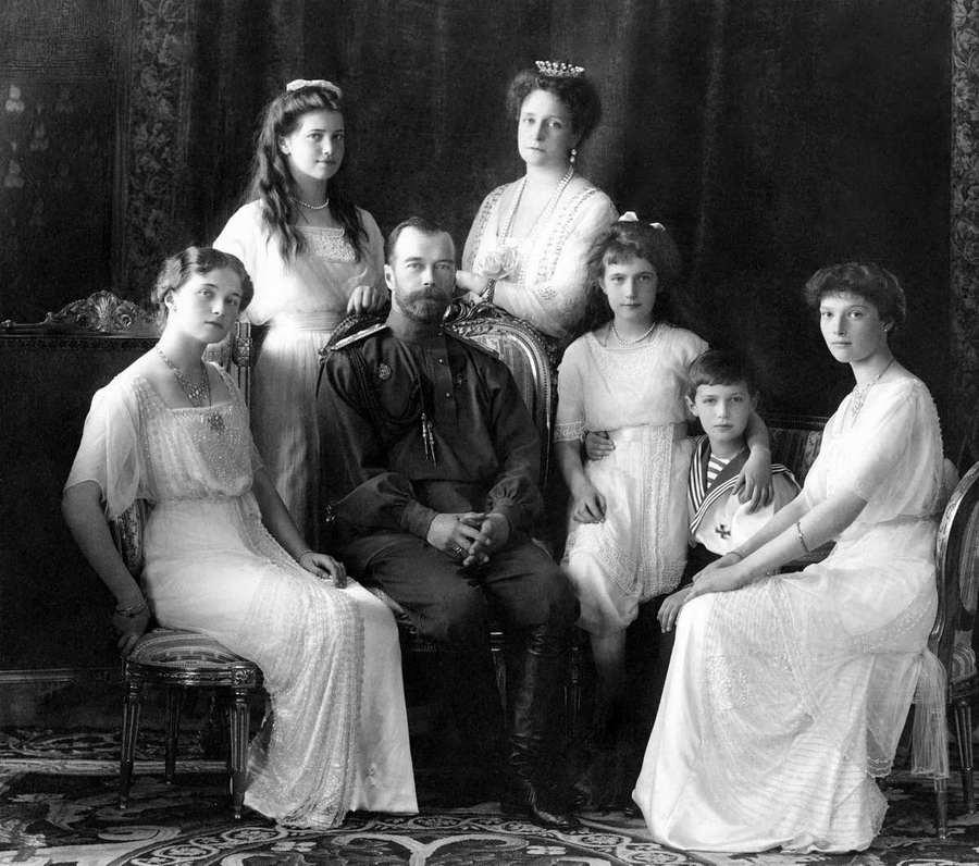 Asesinato familia Romanov, zar Nicolas II - Curiosidades de la Historia