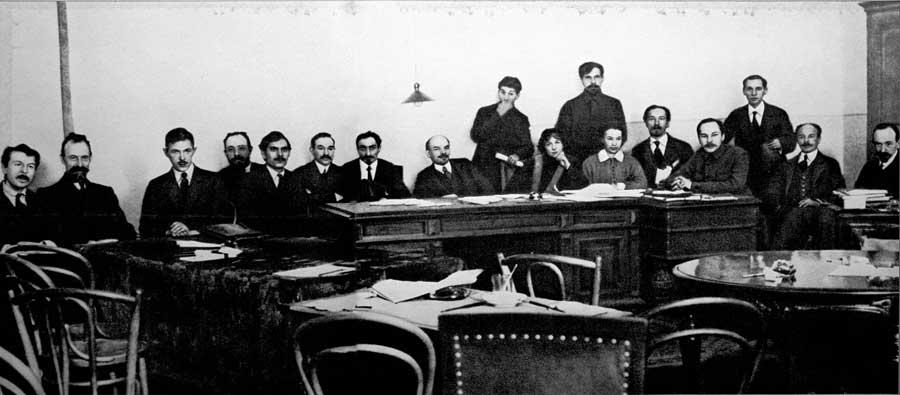 Lenin y Stalin - Curiosidades de la Historia