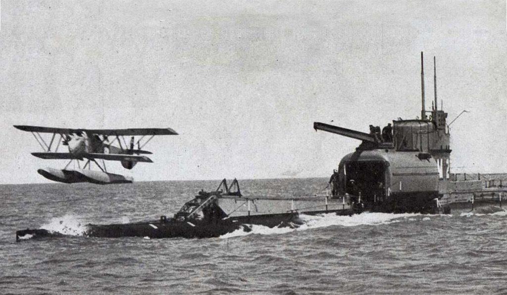 Submarino I-400 Segunda Guerra Mundial IIGM- Curiosidades de la Historia