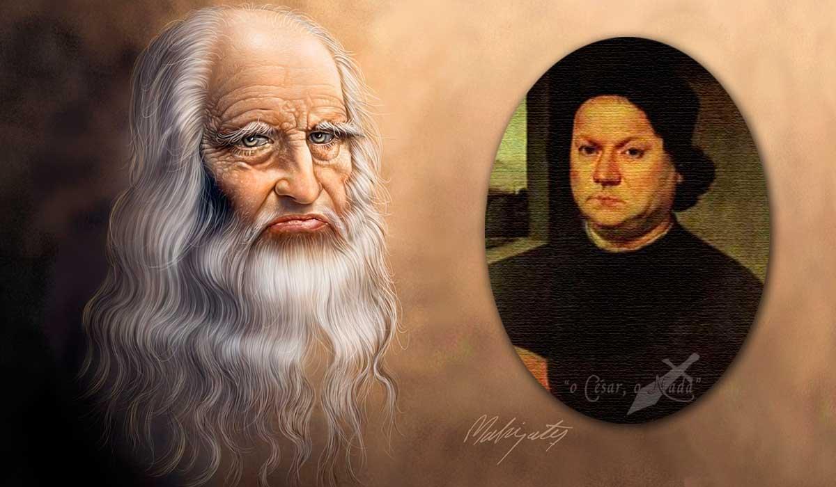 Leonardo da Vinci y Verrocchio - Curiosidades de la Historia