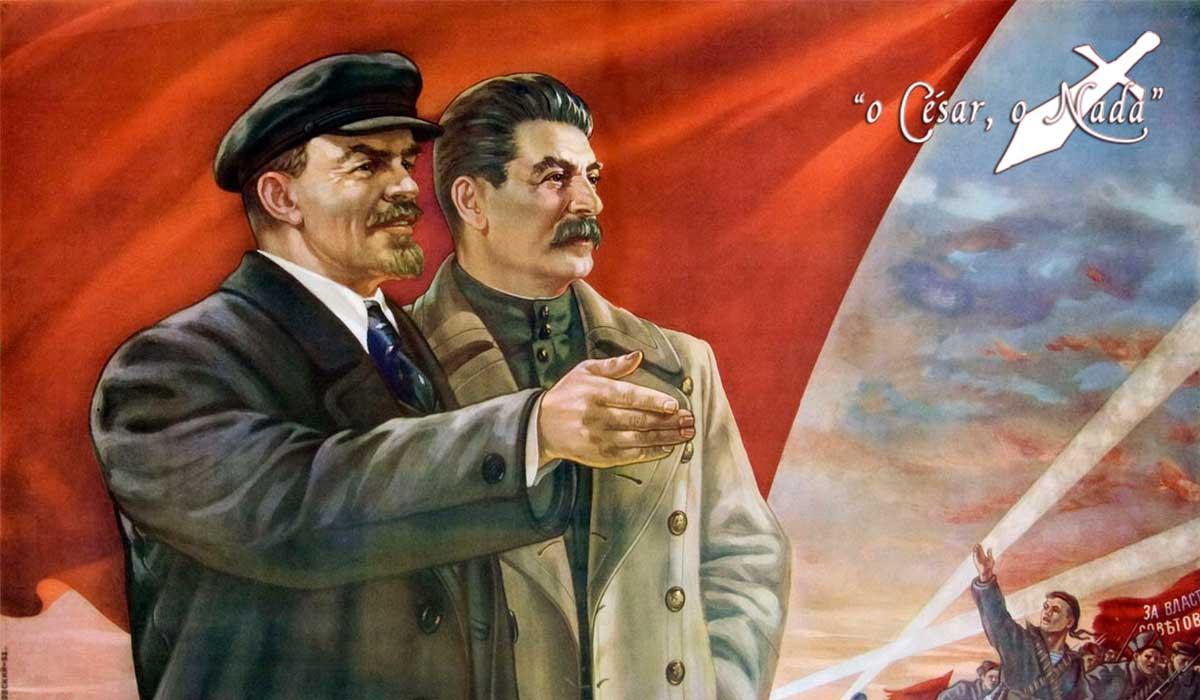 lenin, stalin, bolcheviques - Curiosidades de la Historia