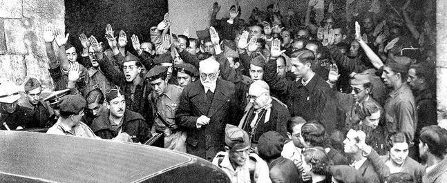 Unamuno, fascistas - Curiosidades de la Historia
