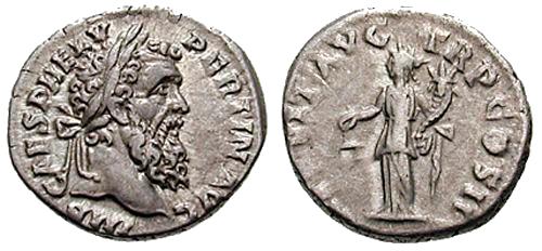 Moneda Pértinax