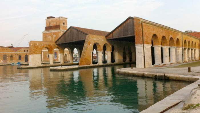El arsenal de Venecia