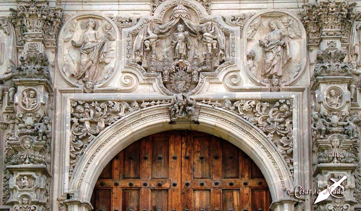 barroco churrigueresco - Curiosidades de la Historia