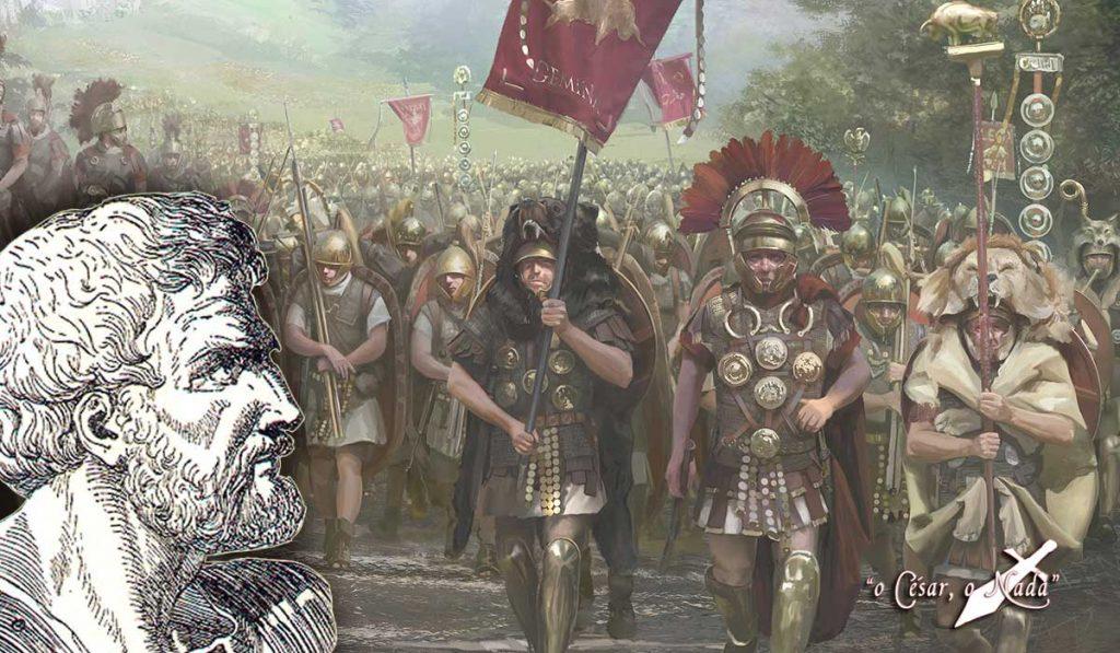 Cayo mario legion romana - Curiosidades de la Historia