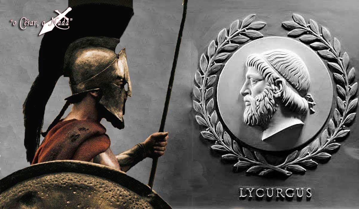 licurgo fundador de esparta - Curiosidades de la Historia