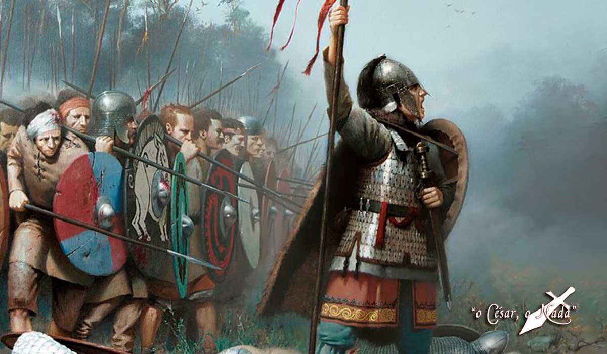 Anglosajones - Curiosidades de la Historia