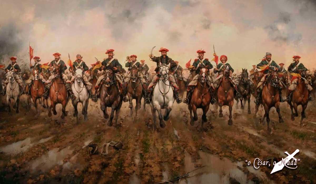 Historia de la caballeria - Curiosidades de la Historia