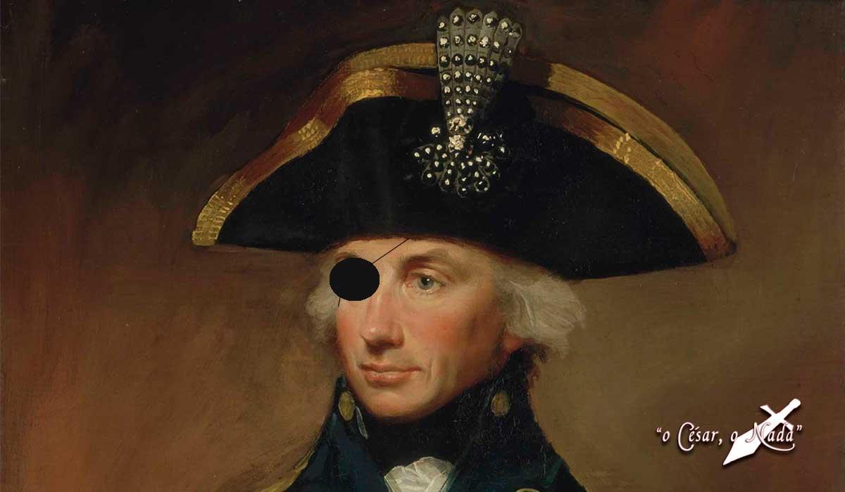 Horatio Nelson Curiosidades de la Historia