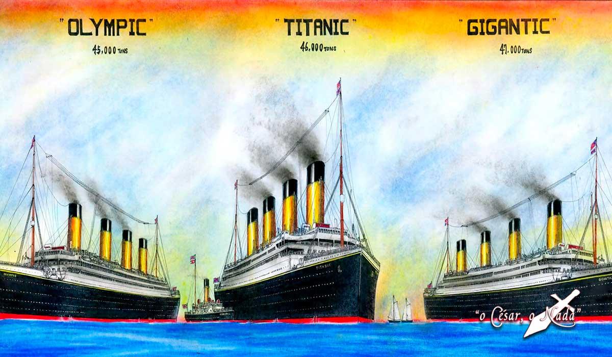 La chimenea tonta del Titanic - Curiosidades de la Historia