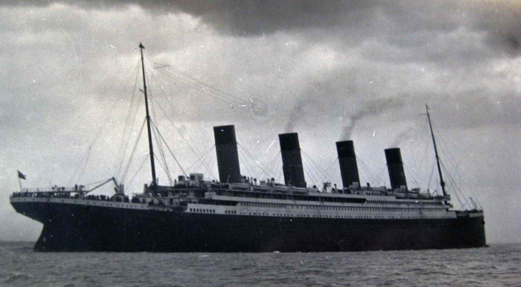 El Titanic - Curiosidades de la Historia