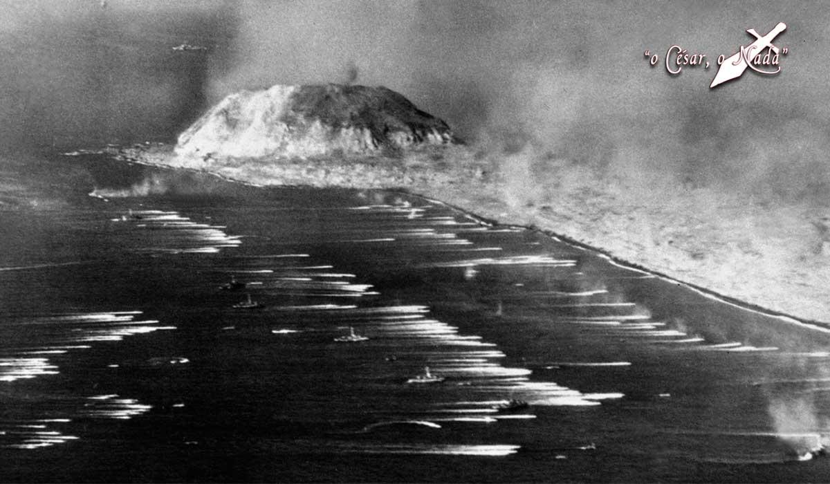 batalla de iwo jima - curiosidades de la historia