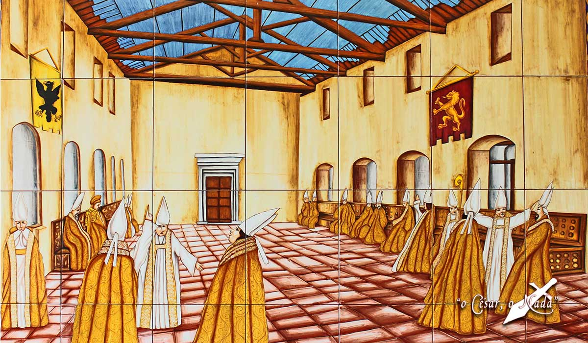 Conclave de Vierbo - Curiosidades de la historia