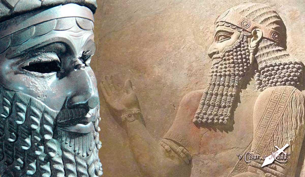 Sargon I de acad acadios