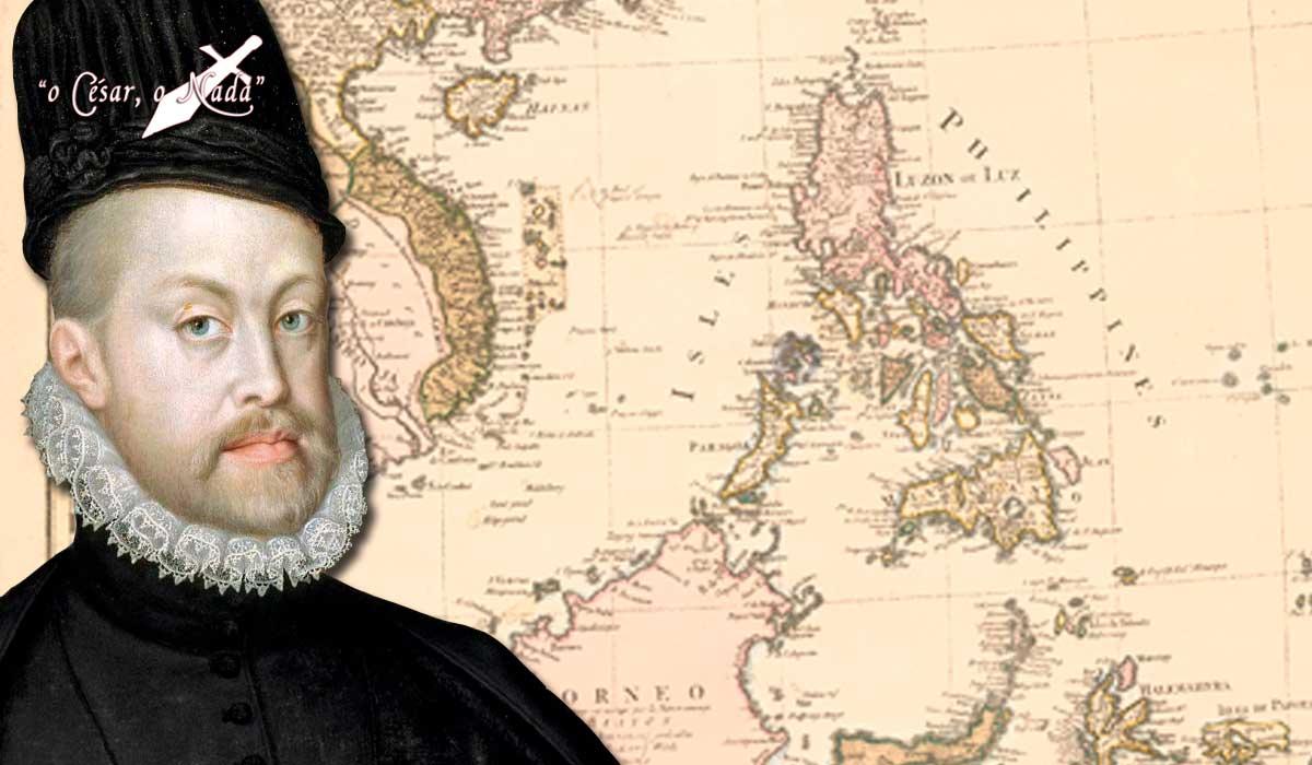 Filipinas el pais de Felipe II