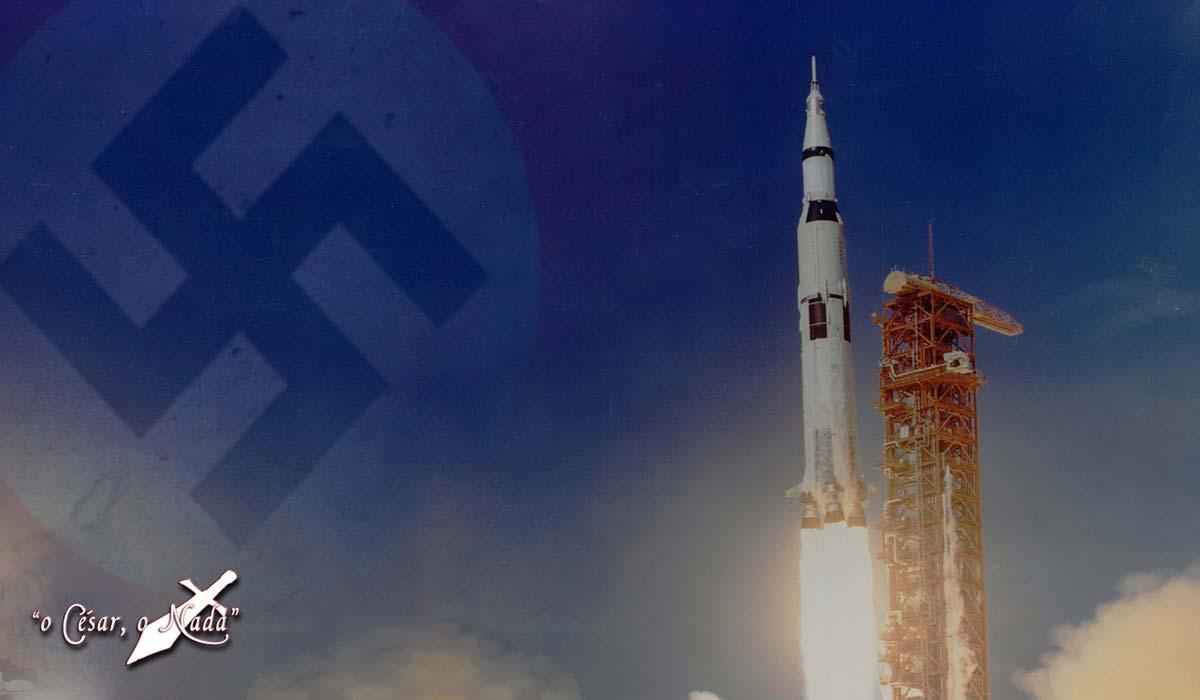 El origen nazi del primer viaje a la luna