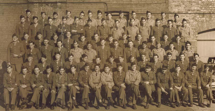 'La Nueve', la 9ª compañía de la 2ª División Blindada de la Francia Libre, más conocida como división Leclerc