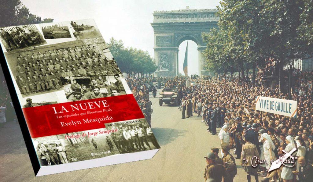 la nueve novela segunda guerra mundial