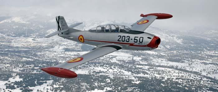 hispano aviacion ha-200 saeta