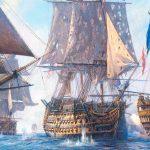 Navios de linea Trafalgar 1805
