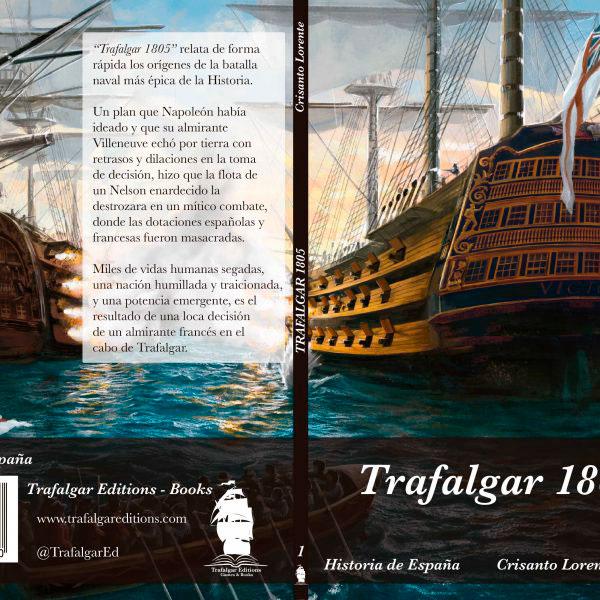 cubierta de navios de linea trafalgar 1805
