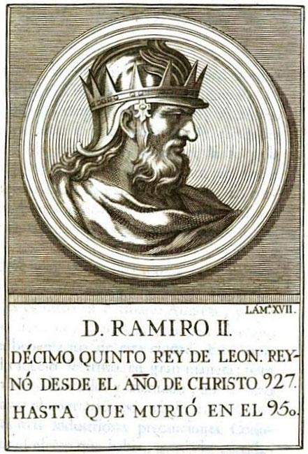 Ramiro II, rey de leon