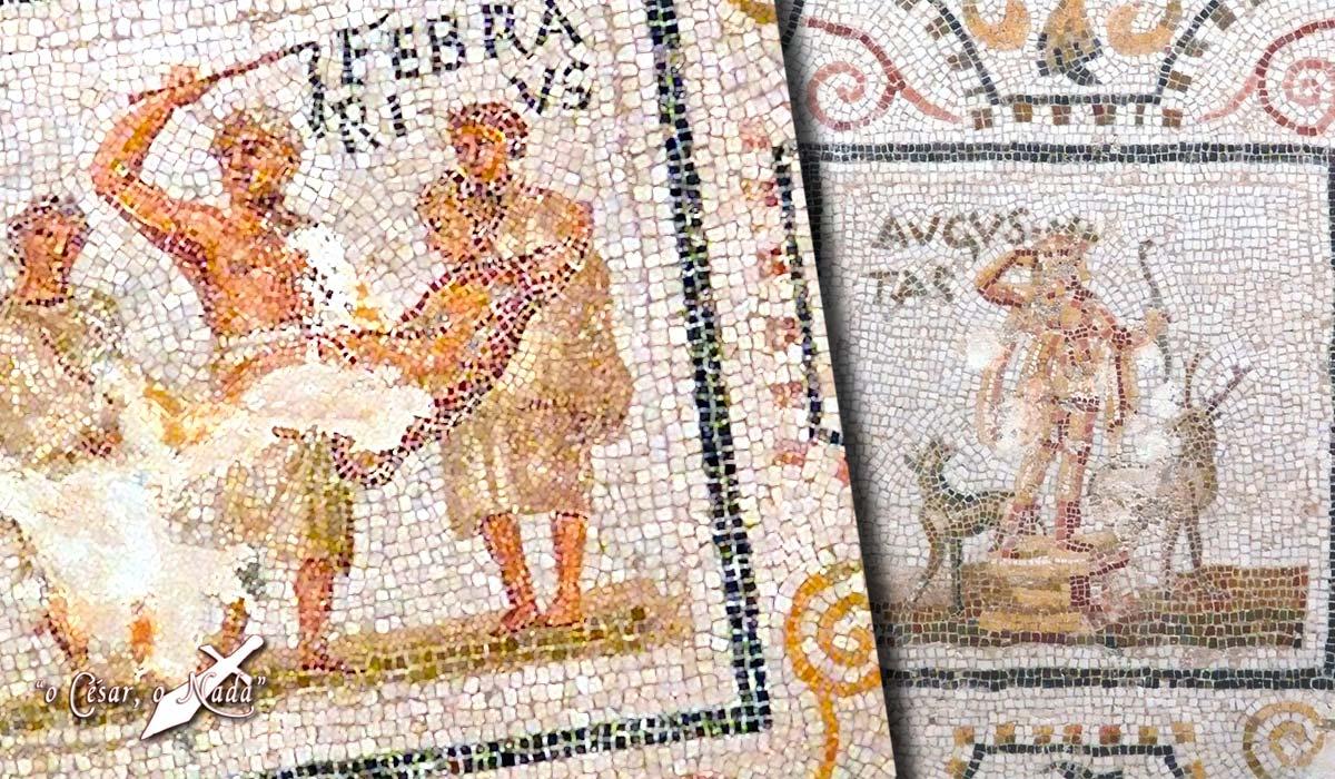 Meses y días romanos