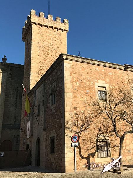 Torre de las Cigueñas