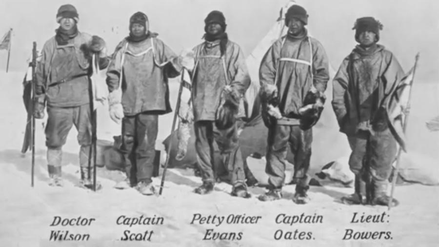 expedicion capitan scott
