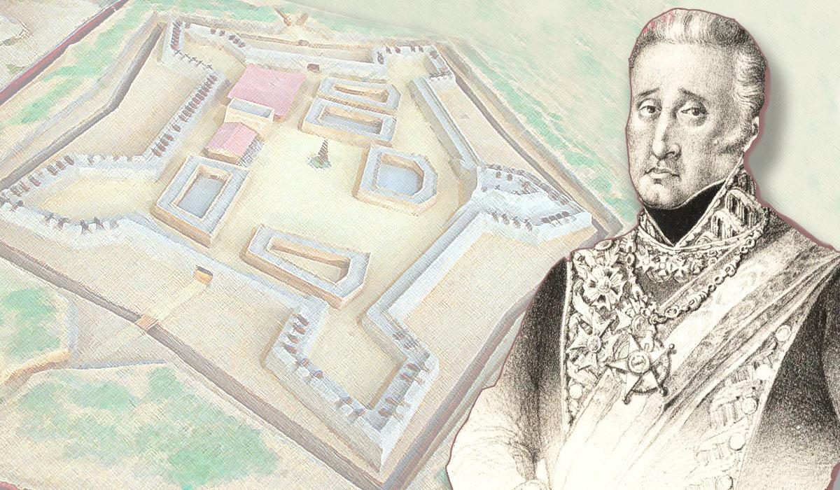 El sitio del Real Felipe