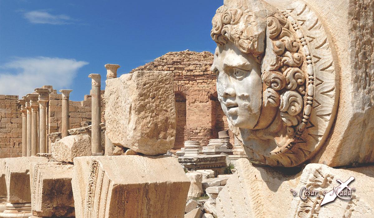 africa granero del imperio romano