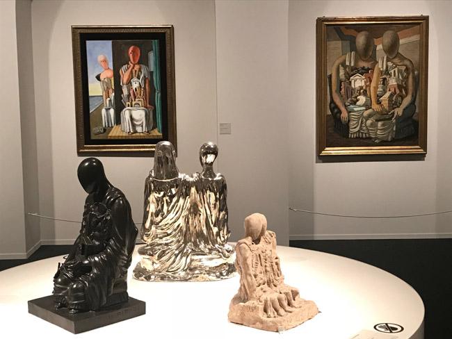 esculturas giorgio de chirico