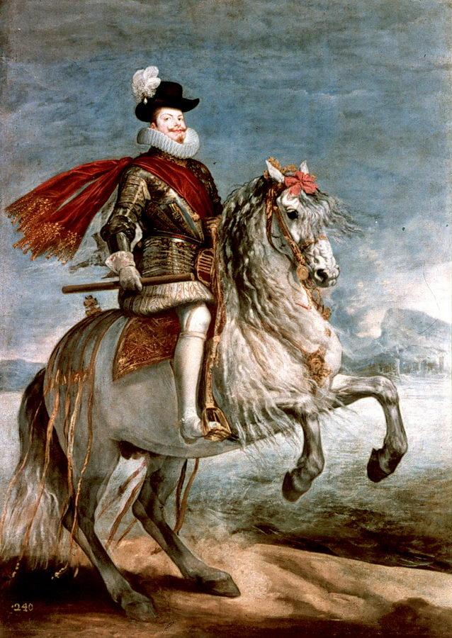 Felipe III Pax Hispanica - Curiosidades de la Historia
