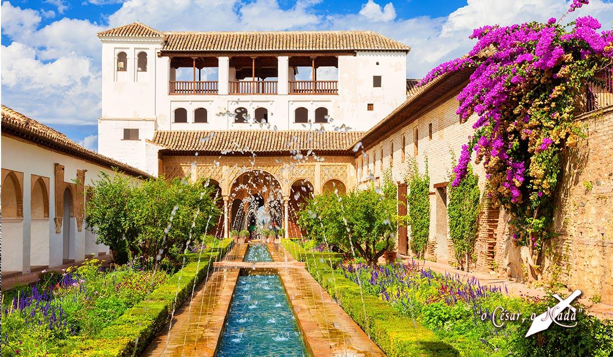 jardines mas famosos de la historia