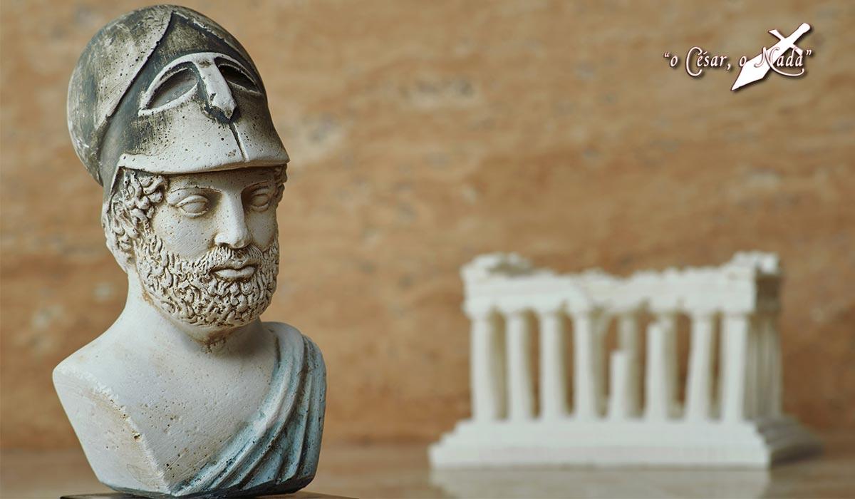 pericles y la democracia radical en atenas