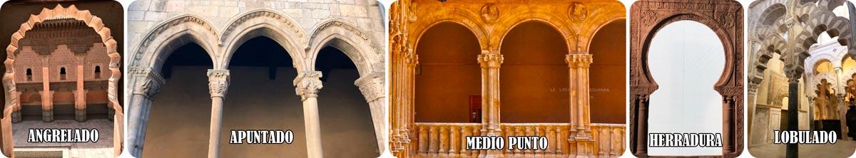 arcos islamicos