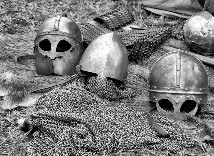 La historia y la industria guerra