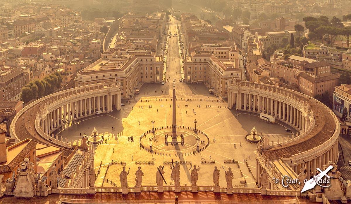 arte y poder en la roma papal