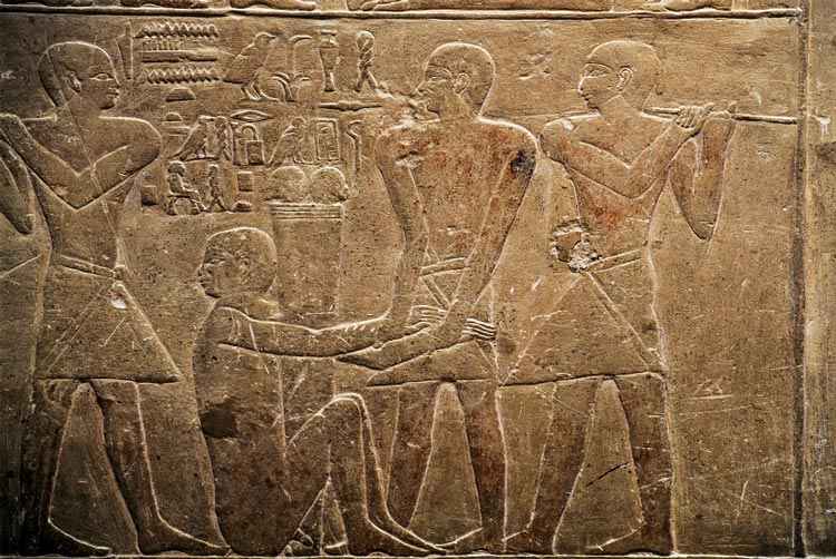 derecho en el antiguo egipto
