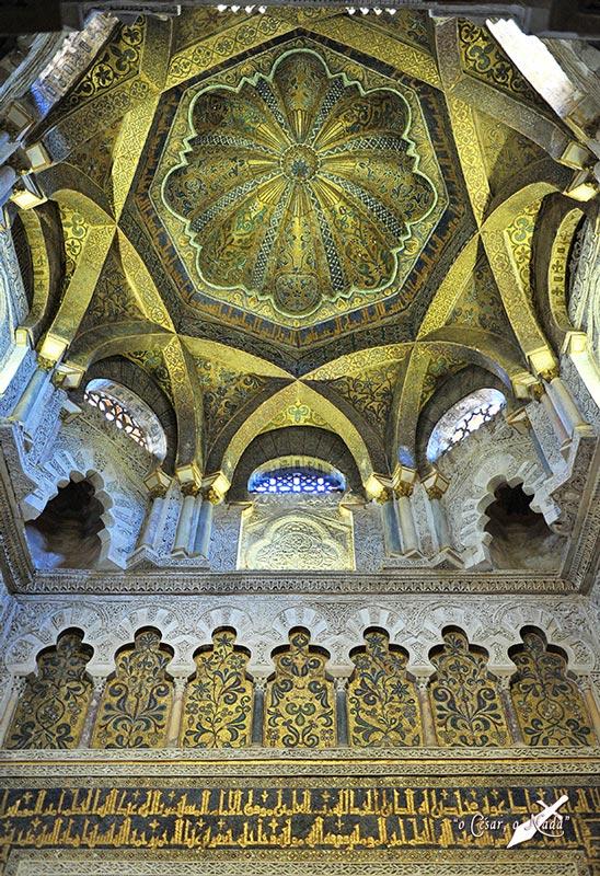 mihrab mezquita cordoba