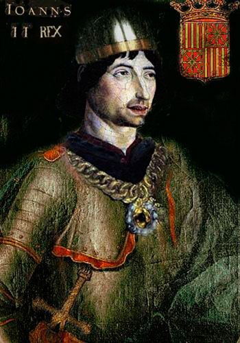 Juan II de aragon guerra civil cartalana
