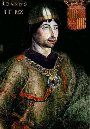 Juan II de aragon guerra civil cartalana