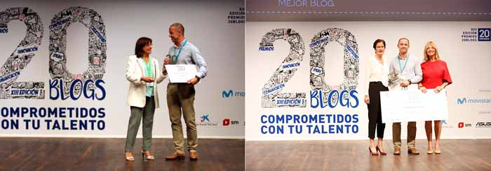 Premios 20blogs 2019
