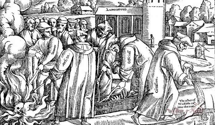 exhumacion de John Wyclef