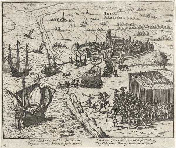 Captura de Brill 1572