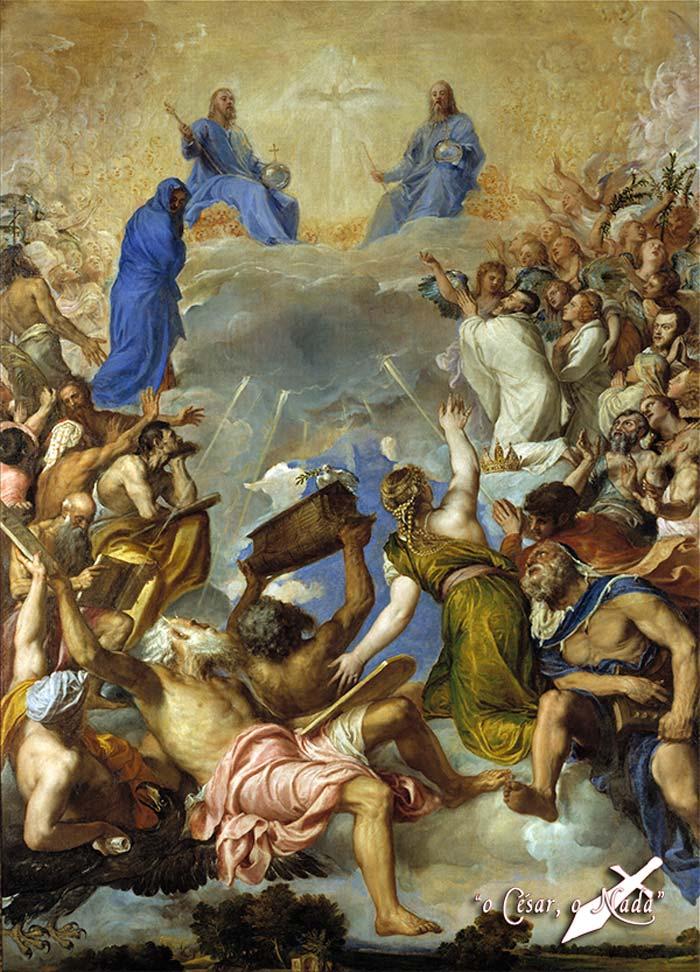 La Gloria de Tiziano
