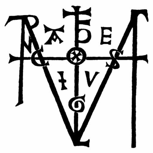 AEIOU monograma Austrias