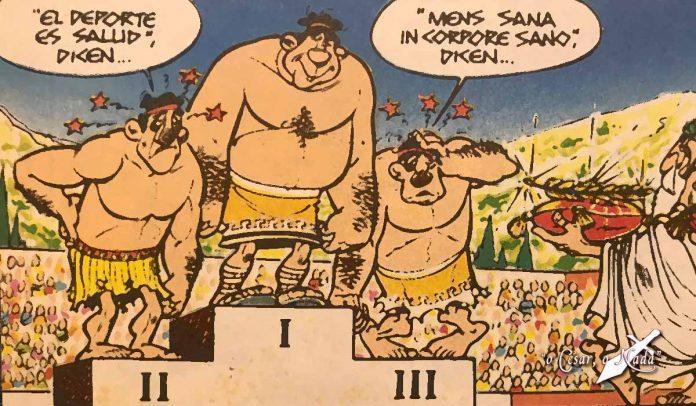 10 citas latinas de asterix